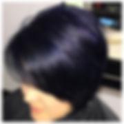 #pravanavivids #nofilter #bluehair #purp
