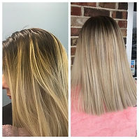#babylights #blondehair #pulprioticytone