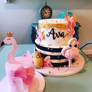 Dear Ava, we love sharing these milestones with you!! We hope your day was as lovely as yo