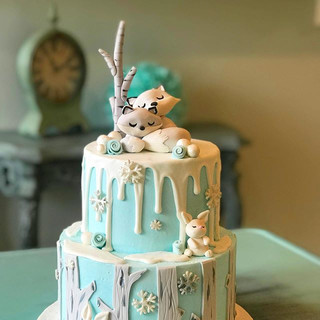When you want to snuggle a cake...jpe