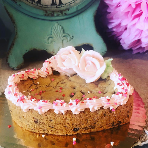 Share Your Heart Cookie Cake for Two