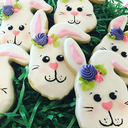 Easter cookies are here! Today is the la