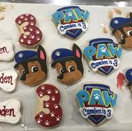 P{aw patrol cookies