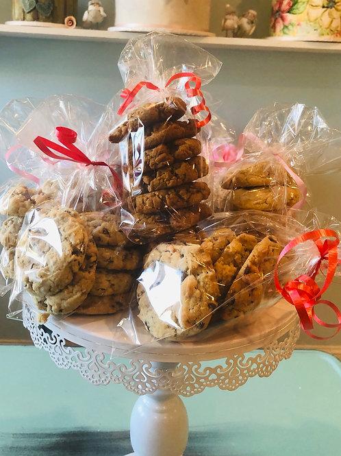 Cookie bags! 6 cookies each