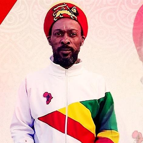 Featuring Reggae Artist: South Africa's Own RAS BPK