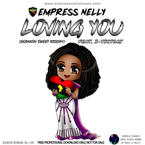 Official Brand New Empress Nelly Music Release