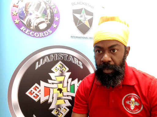 We're Featuring The UK's #1 Reggae Presenter, DJ, Events and Talk Show Host! I-Jahstars
