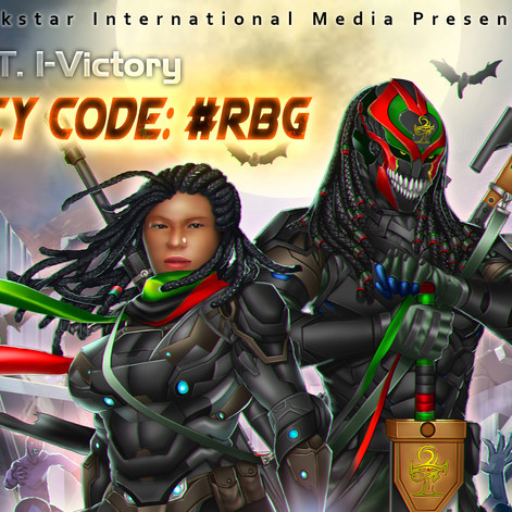 """🚨New 2020 Release Alert! """"The Militancy Code: #RBG"""" -Empress Nelly Ft. I-Victory"""