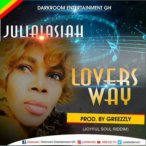 NEW RELEASE: JULIAIASIAH - LOVERS WAY