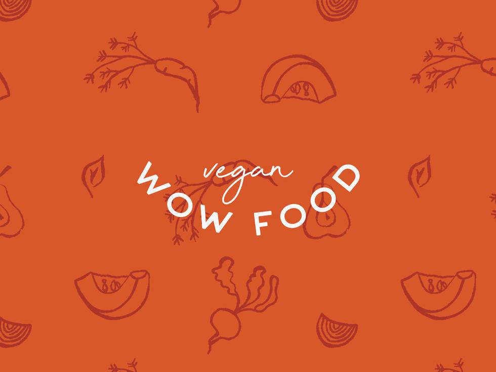 Wow Food - Branding Identity