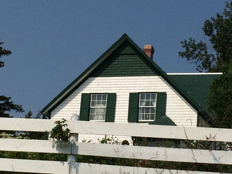 Literary Pilgrimage: Lucy Maud Montgomery's inspiration for Anne's Green Gables