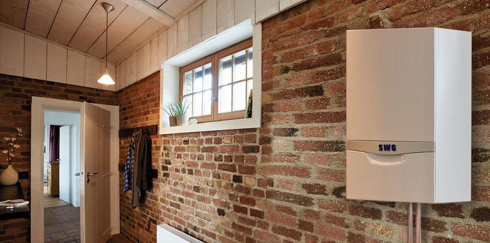SWG Solutions Kitchen Boiler Image