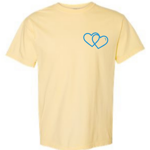 """""""Do What You Love""""- Yellow & Blue"""
