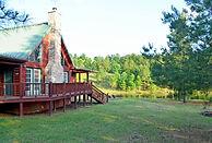 Cabin at Timber Lodge Ranch Venue in Arkansas