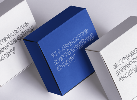 Copy for Small Business   4 packaging copy examples that are doing it right
