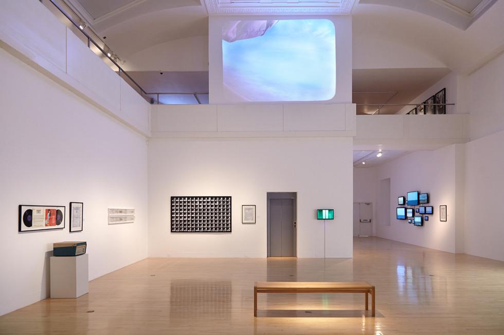At Talbot Rice Gallery Edinburgh 2014