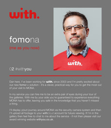 with solutions #61, Fomona (With You), 2019