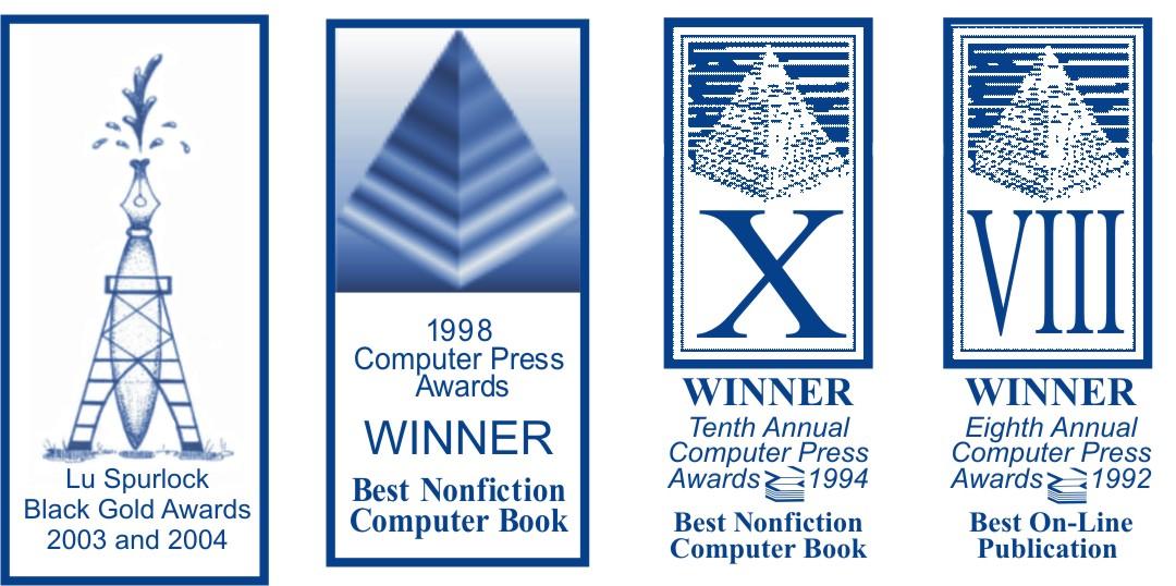 Award-winning author!