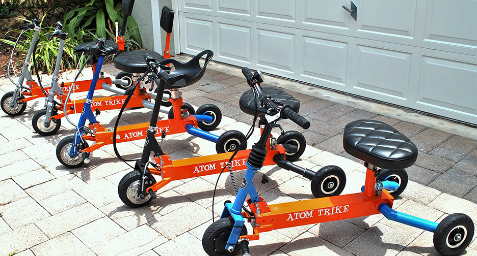 Mobility scooter manufacturers in USA
