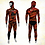 Thumbnail: Combinaison Red Fusion