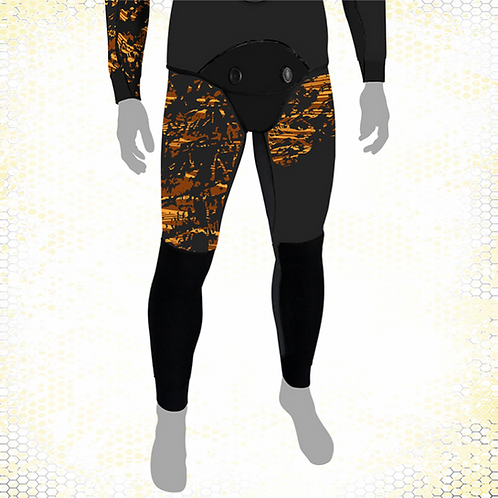 Pantalon Brown Fusion Skin