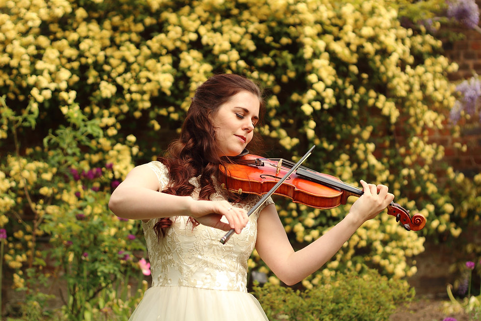 Classical Wedding Violinist
