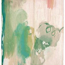 """P Torinoko 2004 34 color Ukiyo-e style woodcut print 37.5 x 26"""""""