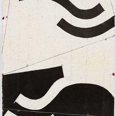 "Pietrasanta P14.37 Gouache on paper 24 x 18"" CF 1032"