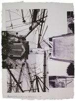 """R.M.-S.A., 1979 3 color lithograph 41 x 31"""""""