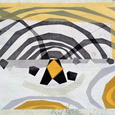 Newgrange Group I Mixed media on paper 22 x 30 in. MIB 1066