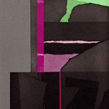 """AT I 1973 Aquatint etching 37 x 26"""""""