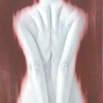 """Capriccio Oil on canvas 66 x 30"""" SL 1010"""