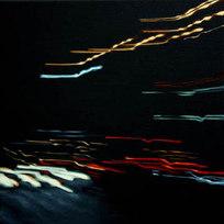 "Night Series No. 109 Oil on canvas 10 x 10"" MXM 1025"