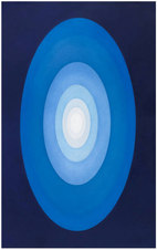 """Suite from Aten Reign (Blue), 2014 Aquatint etching 34.75 x 22"""""""