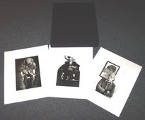 """The Lost Warhols (complete set of 10) Silver gelatin 11 x 14"""" each MC 1030"""