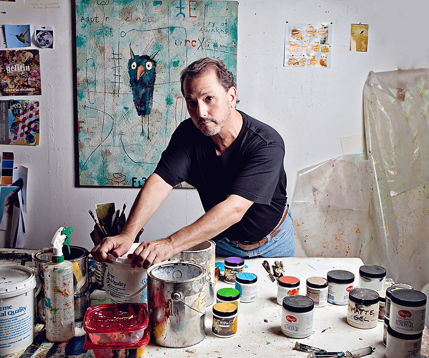 Bob Landstrom art studio 2 WEB.jpg