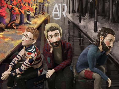 AJR Releases New Album, OK Orchestra