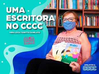 Veja você! Uma escritora no CCCC!