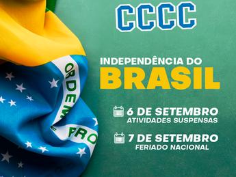 7 de Setembro - Dia da Independência do Brasil