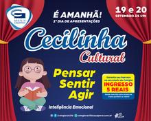 Cecilinha Cultural 2019
