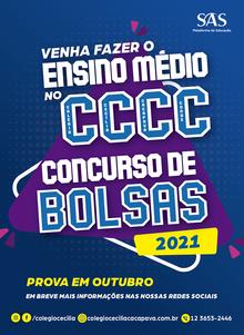 Concurso de Bolsas 2021- Ensino Médio CCCC