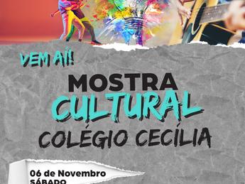 Mostra Cultural - Colégio Cecília Caçapava