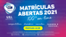 Matrículas Abertas 2021 - Colégio Cecília Caçapava