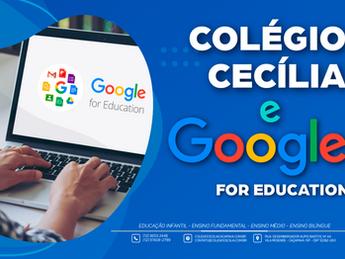 Colégio Cecília e Google for Education