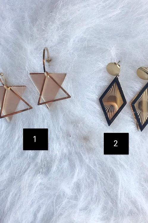 Boucle triangle