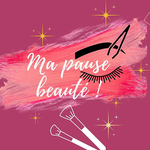 Pause Beauté 3h30