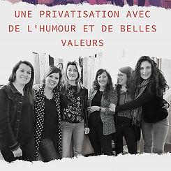 La saison des privatisations est ouverte