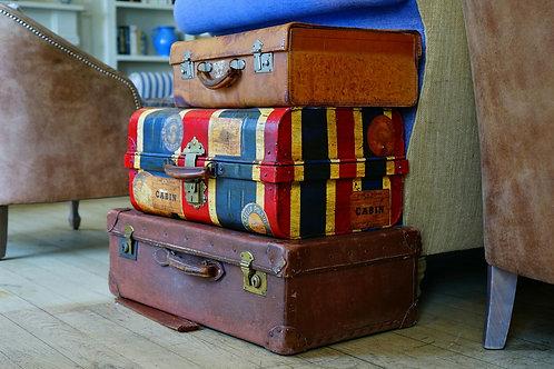Tri de la valise 1h30 homme