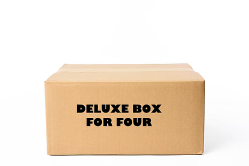 Deluxe box for four