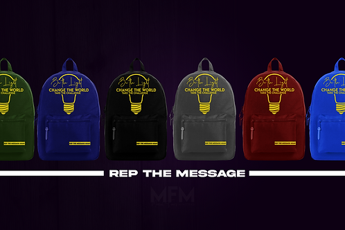 Be The Light Backpack